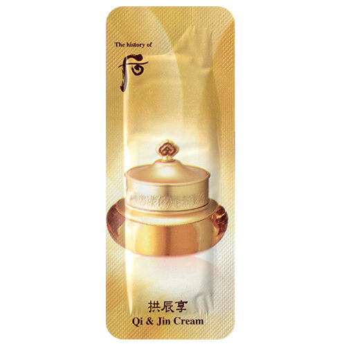 The History of Whoo Qi & Jin Cream