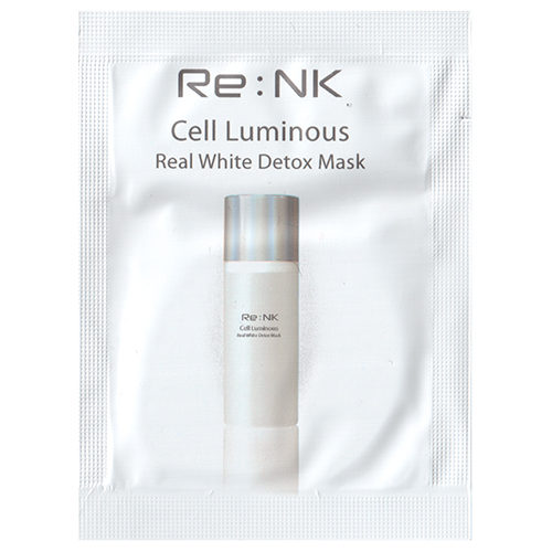 Re:nk Cell Luminous Real White Detox Mask